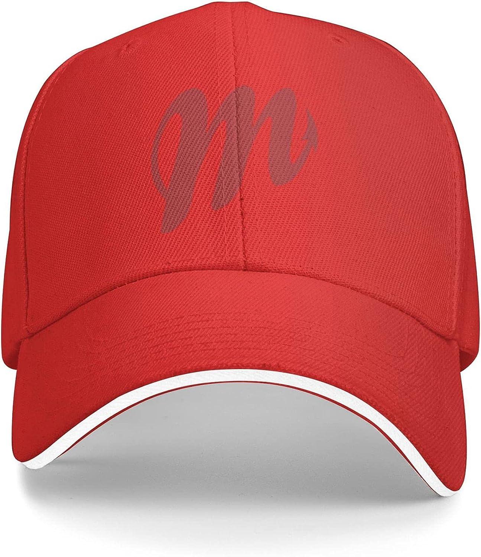 Diablos Rojos Mexico Team Del Mexico Baseball Cap Adjustable Snapback Hat for Men and Women