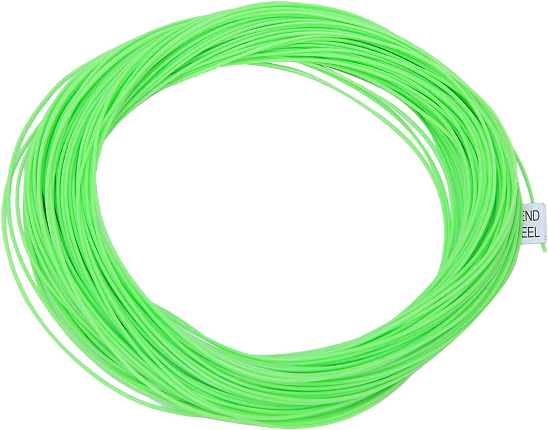 Nylon Fly Fishing Line Spasm price PVC 0.66mmx30m Coating 15g New Orleans Mall 1PCS