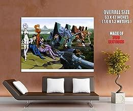 ZV6458 Neon Genesis Evangelion Iron Maiden Eva Mecha Anime Manga Art HUGE GIANT Wall Print POSTER