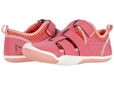 PLAE Sam (Toddler/Little Kid) (Living Coral) Girls Shoes