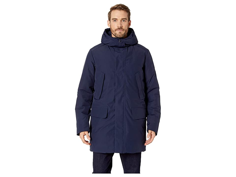 Save the Duck Puffer with Zip Out Liner (Navy) Men