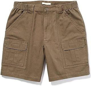 Savane Mens Hiking Cargo Shorts