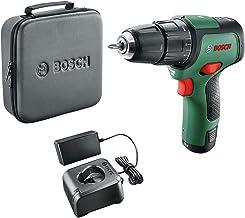 Bosch sladdlösa borrskruvdragare med slagborrfunktion EasyImpact 12 (1 batteri, 12volt-system, i mjuk förvaringsväska)