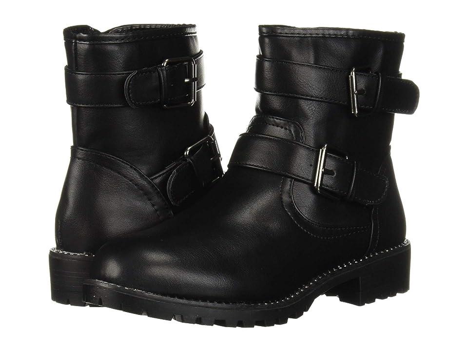 Steve Madden Kids Jgain (Little Kid/Big Kid) (Black) Girls Shoes