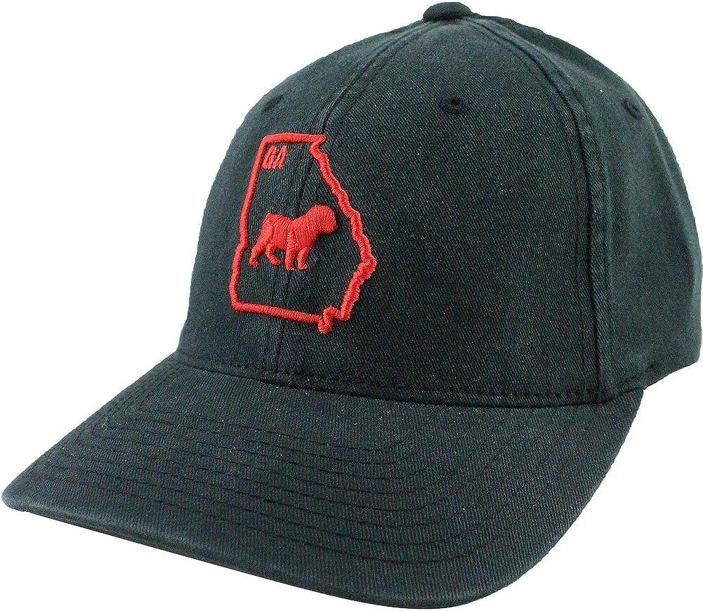 Original I Bulldog Georgia Flexfit Cap