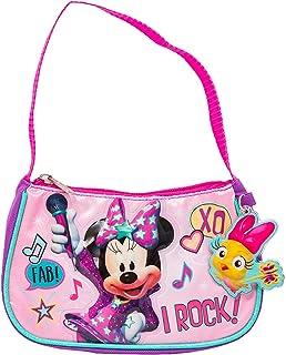 Disney Minnie Mouse Handbag with Dangle