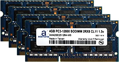 Memory Ram 16gb 2x 8gb For Upgrade Laptop Pc3 12800 Memory Ram Ddr3 1600mhz Cl11 Sodimm 1 Computers Tablets Networking Vibranthns Lk