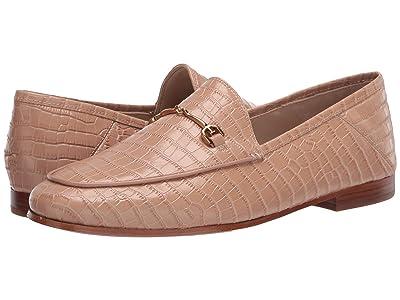 Sam Edelman Loraine Loafer (Toasted Almond Kenya Croco Leather) Women