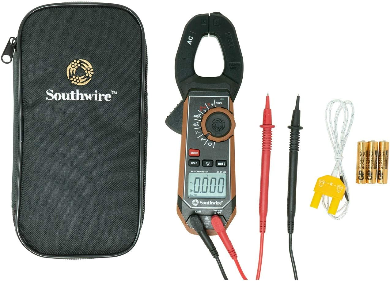 Southwire Tools Equipment New sales 21510N meter clamp test third-hand Store