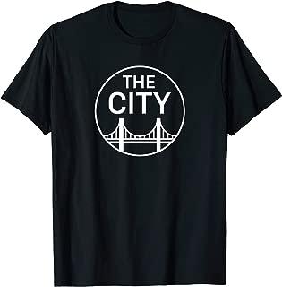 San Francisco, California Shirt - The City Logo