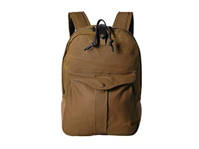 Filson Journeyman Backpack (Tan 1) Backpack Bags