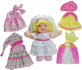 Baby's First easy dress up dolly