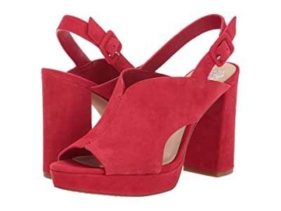 Vince Camuto Jeangel (Glamour Red) Women