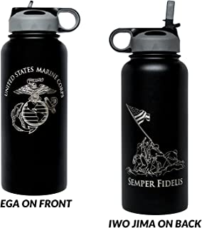 marine corps tumbler
