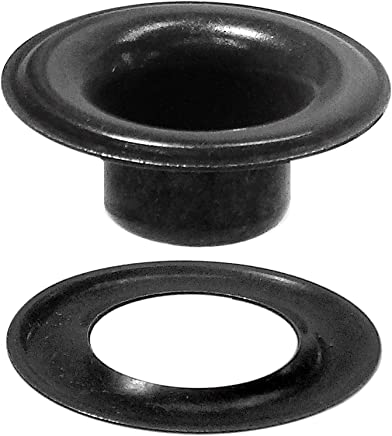 Stimpson Brass Eyelets Reliable 10,000 pieces of each Heavy-Duty GS 4-7 Durable