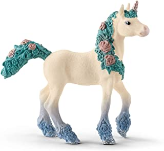 Schleich bayala, Unicorn Toys, Unicorn Gifts for Girls and Boys 5-12 years old, Flower Unicorn Foal