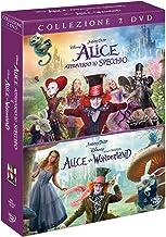 Cofanetto Alice In Wonderland / Attraverso Lo Specchio (2 DVD) [Italia]