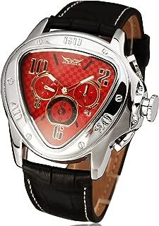 Cemavin Top Luxury Brand Watch Men Automatic Mechanical Men Watches Fashion Leather Clock Men Wristwatch