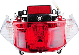 Ketofa GY6 Tail Light Taillight Assembly Applicable TaoTao Sunny Jonway 49CC 50CC 4-stroke Engine Chinese Scooters