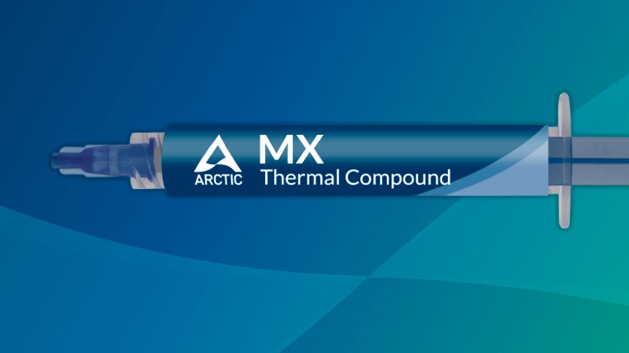 Arctic Mx 2 Qualitäts Wärmeleitpaste Für Alle Computer Zubehör