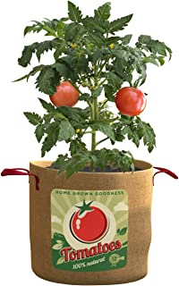 PANACEA PRODUCTS 84386  Grow Bag tomatoes , 20 gallon