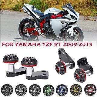 Reposapi/és Trasero Ajustable CNC para Yamaha YZF R1 2007 2008 JFG RACING