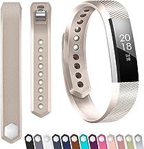 DigiHero For fitbit alta wrist straps,Replacement strape for Fitbit Alta/Fitbit Alta HR, Adjustable Sport Wristbands for Women Men