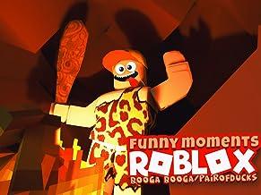 Clip: Roblox Booga Booga (PairofDucks Funny Moments)
