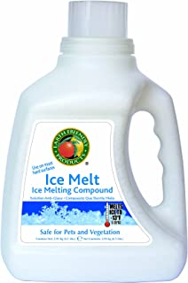 Earth Friendly Products Ice Melt (Ice Melting Compound), 6.5 lbs. Boxes (Pack of 4)