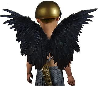 black fairy wings kids