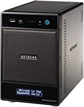 NETGEAR ReadyNAS Ultra 4 Plus (Diskless) Network Attached Storage (RNDP400U)