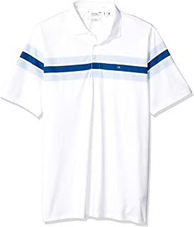 Calvin Klein Men's Liquid Touch Polo Solid