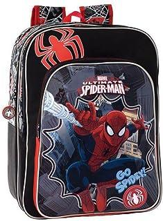 Mochila Spider-Man Marvel Go Spidey adaptable grande