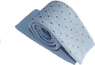 Neweave MILANO - Cravatta a maglia - Grana di riso- 100% COTONE- Made in Italy