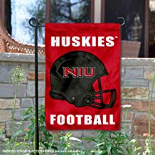 College Flags and Banners Co. Northern Illinois Huskies Football Helmet Garden Yard Flag
