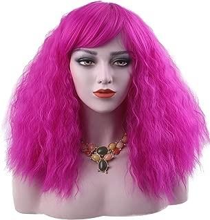 Beautyself Fluffy Wigs for Women Girls 16