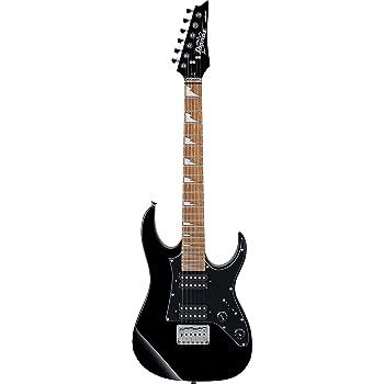 Ibanez GRGM21-BKN - Guitarra eléctrica: Amazon.es: Instrumentos ...