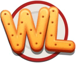 Word Link - Search, Stack and Connect the Cookie Puzzle