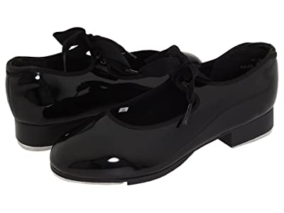 Capezio Tyette Mary Jane Tap (Black Patent) Women