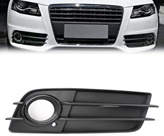 Driver Side Front Bumper Fog Grille For 3Dr And 5Dr With Hole Compatible With A3 2004-2008 Trade Vehicle Parts AD1438