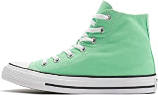 vert_menthe Basket enfant Converse all star seasonal hi