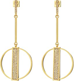 Vince Camuto - Linear Post Earrings