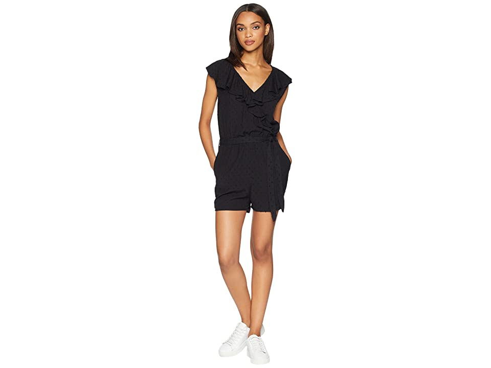 Roxy Cool Your Heart Woven Sleeveless Dress (True Black) Women