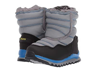 Western Chief Kids cH20 Alpina 157 Snow Boot (Toddler/Little Kid/Big Kid) (Grey) Boys Shoes