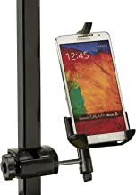 Caddie Buddy iPhone Golf Cart Mount/Holder - Fits All iPhones Including 6,6+,7,7+,8,8+,and X /10