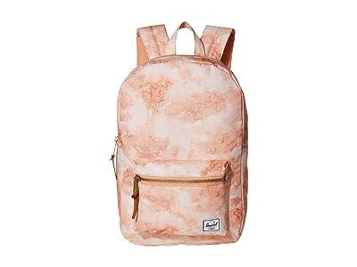 Herschel Supply Co. Settlement Medium (Pastel Cloud Papaya) Backpack Bags