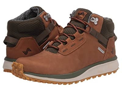 Forsake Range High (Brown/Cypress) Women