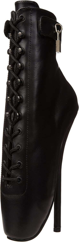 Devious Devious BALLET-1025 Blk Leather UK 11 (EU 44)  Schau dir die billigsten an