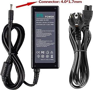 DTK® 45W 20V 2.25A Cargador Fuente de alimentación Adaptador para portátil LENOVO IdeaPad 100-14IBY 100S-14IBR,Yoga 320S 720s,Essential B50-50 PA-1450-55LN Cargadore y adaptadore Conector: 4.0*1.7mm