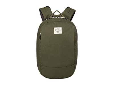 Osprey Arcane Small Day (Haybale Green) Bags